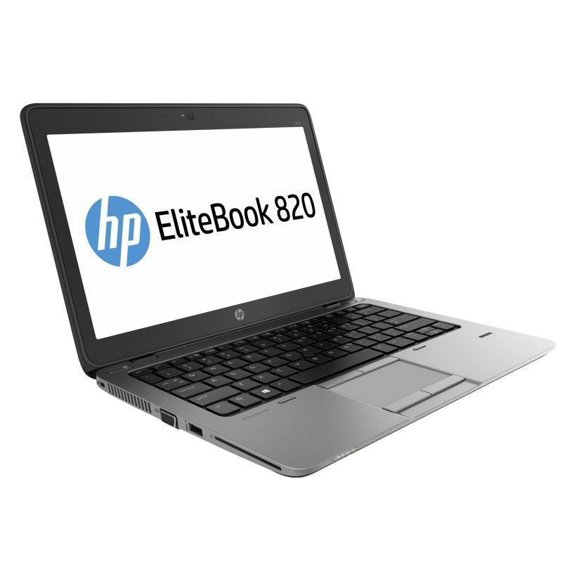 """HP EliteBook 820 G1 12"""" Core i5 1,9 GHz  - SSD 240 Go - 8 Go AZERTY - Français"""