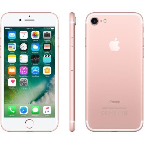 iPhone 7 128 Go - Or Rose - Débloqué