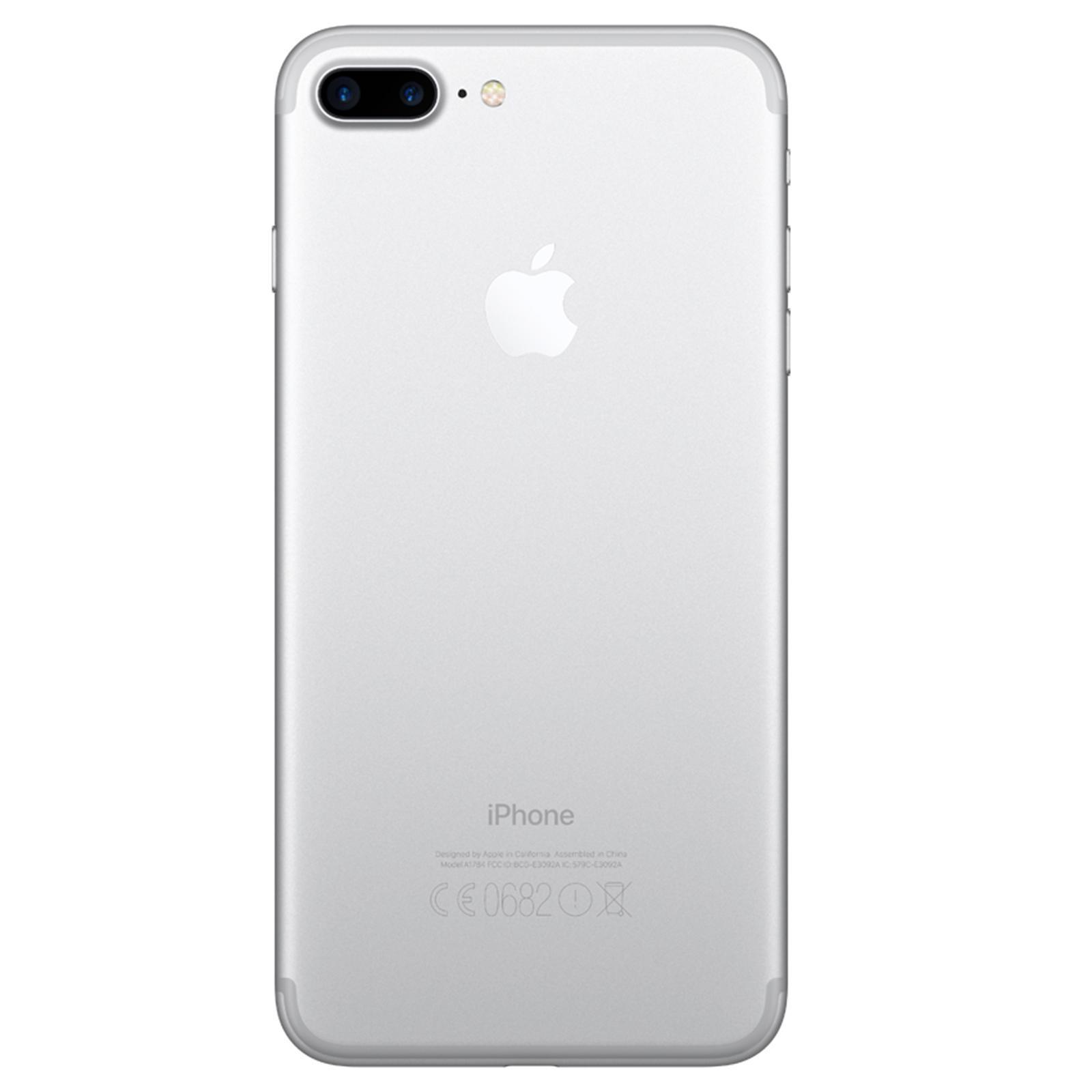 iPhone 7 Plus 256 Go - Argent - Débloqué