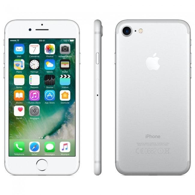 iPhone 7 32 Go - Argent - Orange