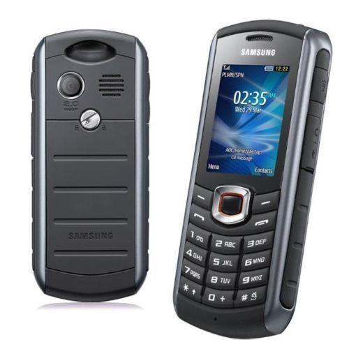 Samsung Solid B2710 - Noir - Débloqué