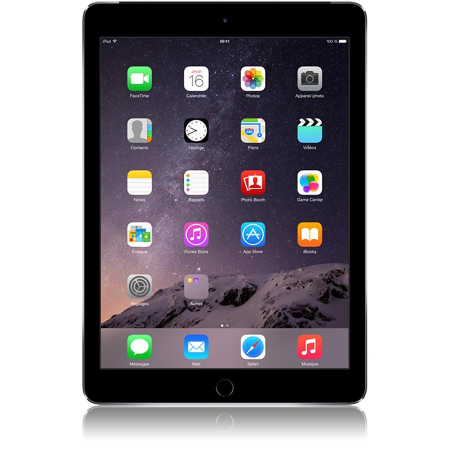 iPad Air 2 16 GB LTE - Spacegrau - Ohne Vertrag