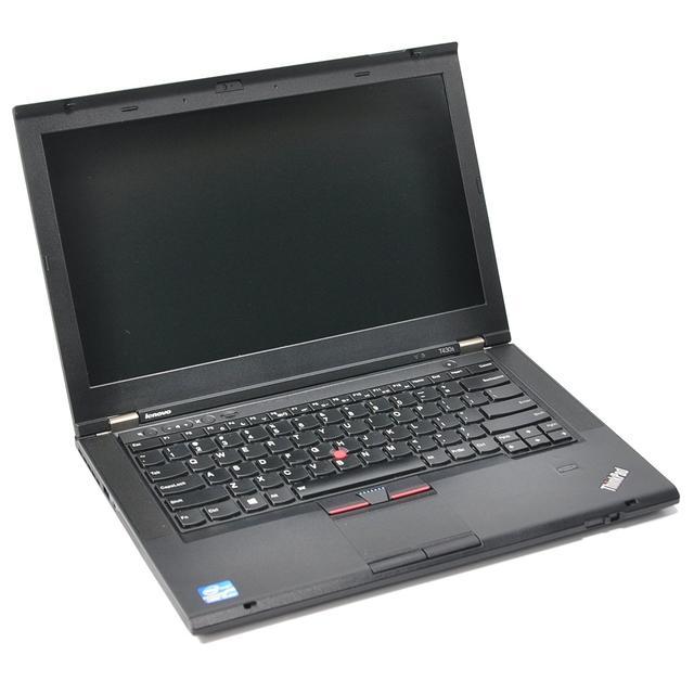 """Lenovo ThinkPad T430s 14"""" Core i5 2,6 GHz - SSD 180 GB - 8GB AZERTY - Französisch"""