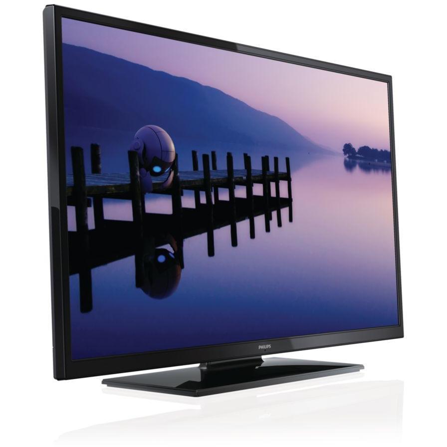 TV LED   HD 81 cm Philips 32PFL3008H