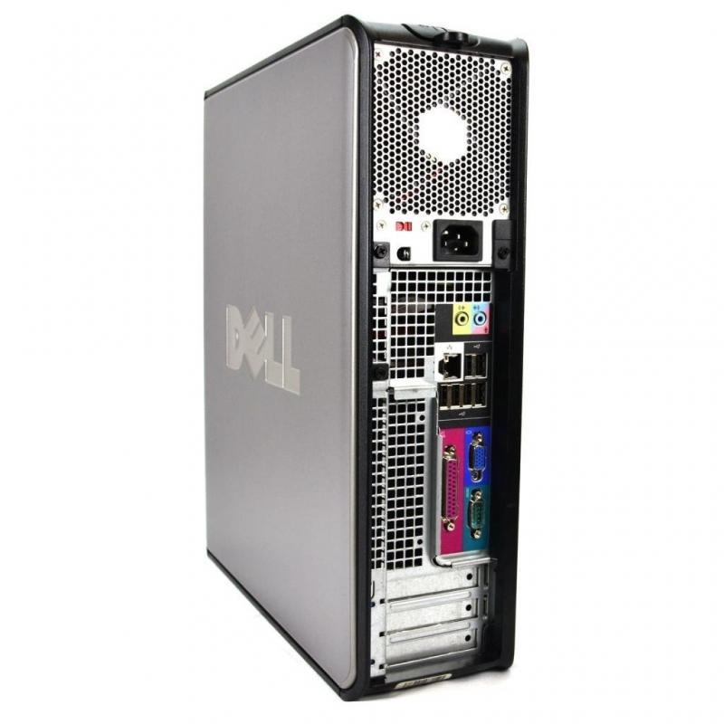 Dell OptiPlex 755 SFF Core 2 Duo E6550 2,33 - HDD 160 GB - 4GB