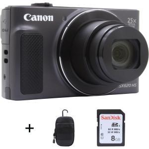 Compact - Canon PowerShot SX620 HS Noir Canon 25-625mm f/3.2-6.6