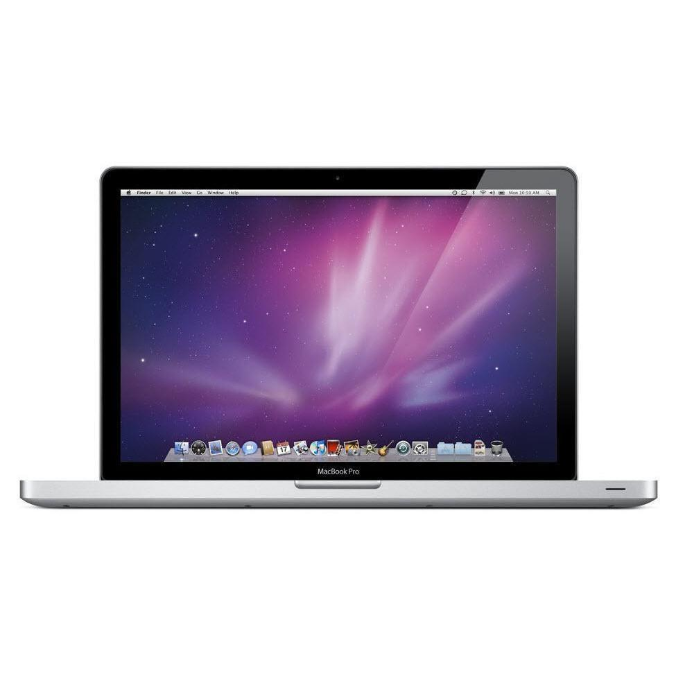 """MacBook Pro 15"""" Core 2 Duo 2.66 GHz  - HDD 320 Go - RAM 4 Go - QWERTY"""