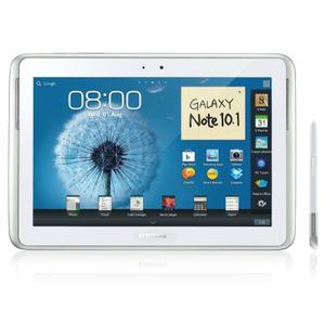 """Galaxy Note (Februar 2012) 10,1"""" 16GB - WLAN - Weiß - Kein Sim-Slot"""