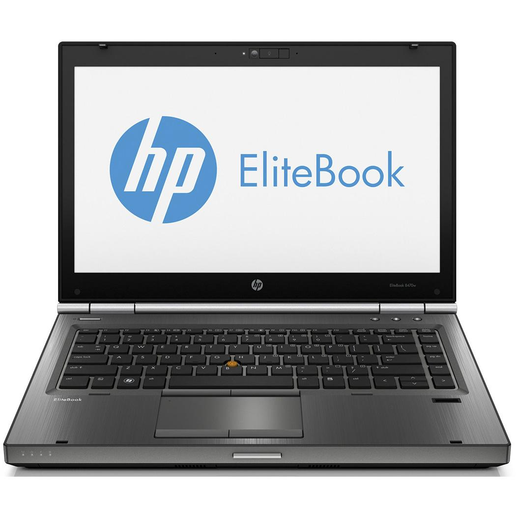 "HP Elitebook Folio 9470m 14"" Core i5 1,8 GHz - SSD 120 GB - 4GB AZERTY - Ranska"