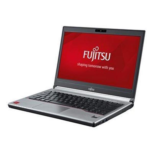 """Fujitsu Lifebook E734 13"""" Core i5 2,6 GHz - SSD 120 GB - 8GB - teclado francés"""
