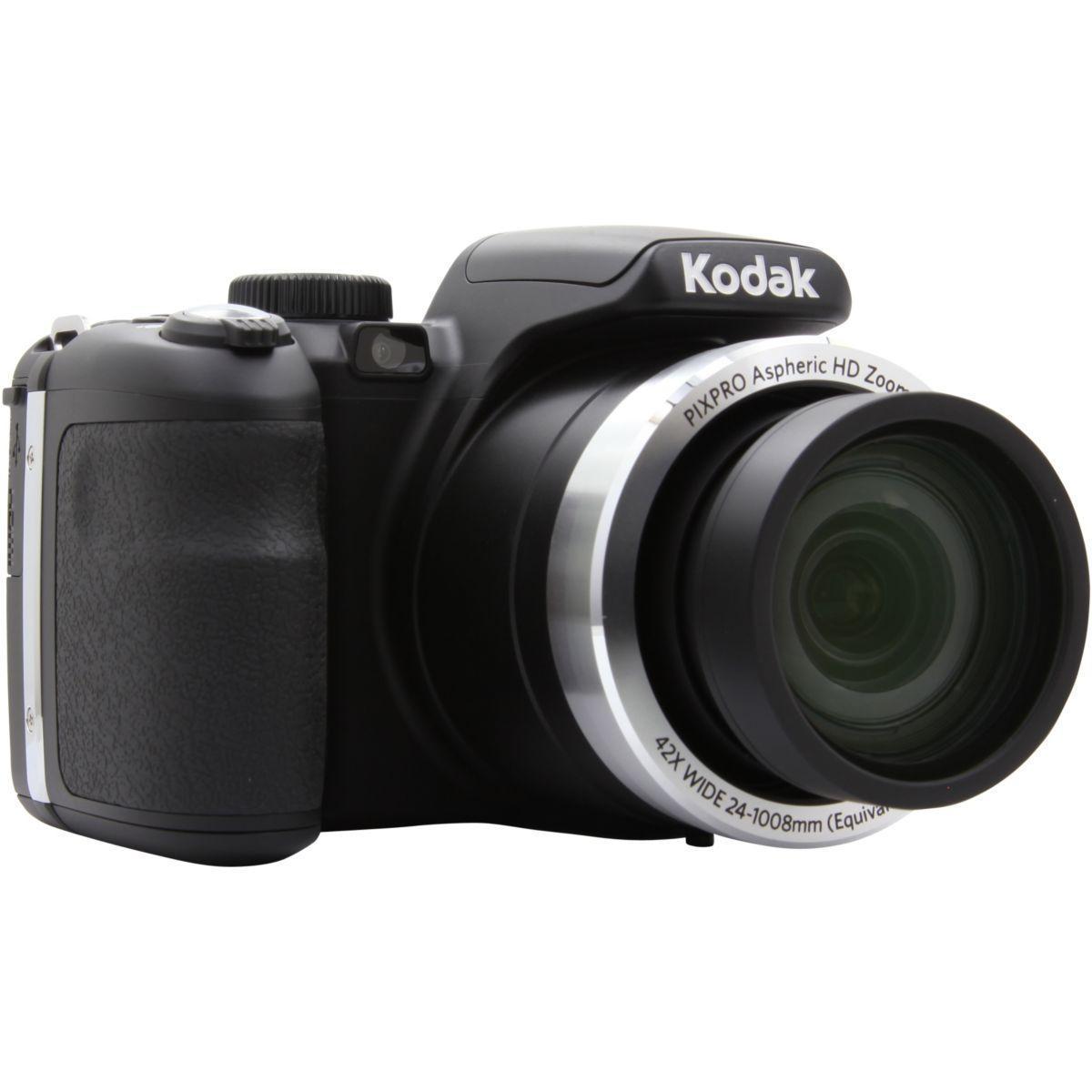 Hybridkamera - KODAK Pixpro AZ421 - Schwarz