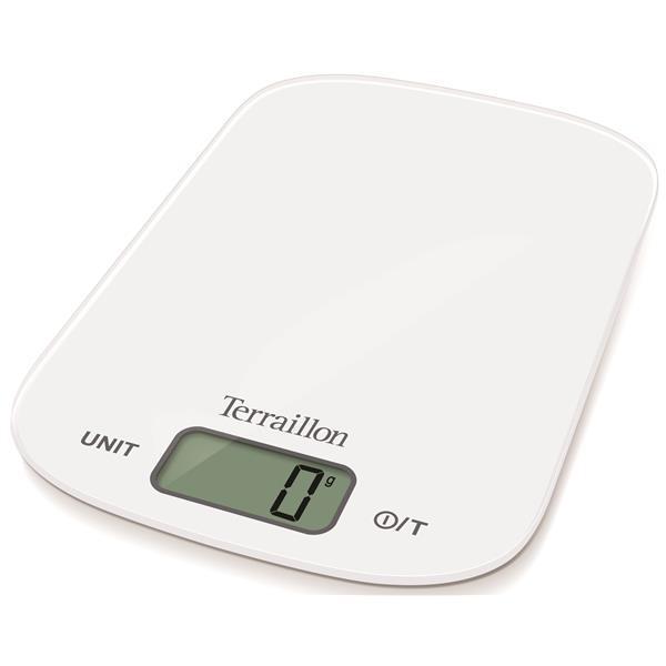 Peso electrónico de cocina 6kg Terraillon 13368
