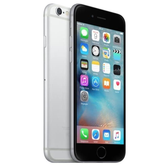 IPHONE 6 16 GB GRIS Espacial Libre