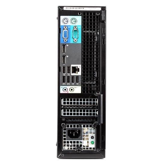 """Dell Optiplex 7010 SFF 27"""" Core I7-2600 3,4 GHz - SSD 480 GB - 16GB AZERTY"""