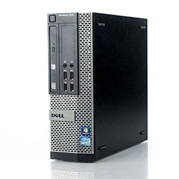 Dell Optiplex 7010 SFF Core I7-3770 3,4 GHz - HDD 500 GB RAM 8 GB