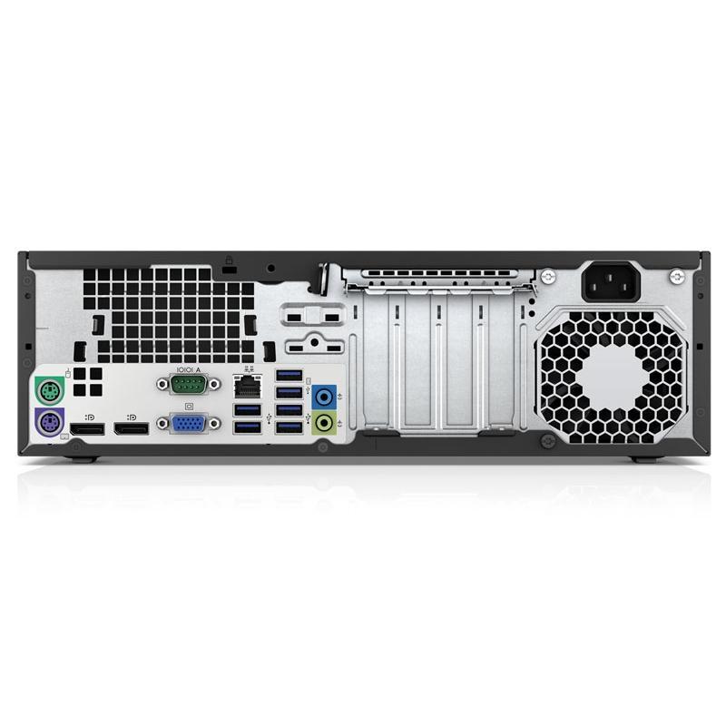 HP EliteDesk 800 G1 SFF Core i5 3,2 GHz - HDD 500 Go RAM 4 Go