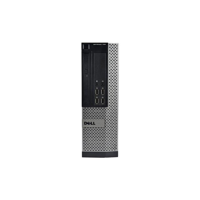 """Dell Optiplex 790 SFF 27"""" Core i5 3,1 GHz - SSD 480 GB - 16GB"""