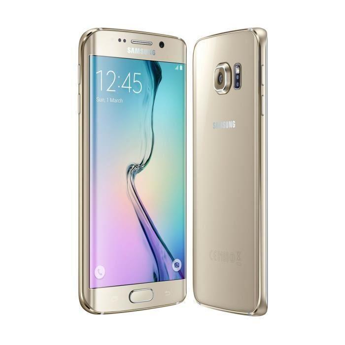 Galaxy S6 Edge Plus 64 Go - Or stellaire - Débloqué