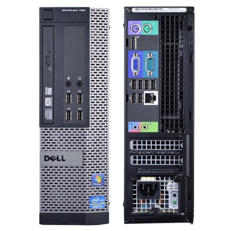 """Dell Optiplex 790 SFF 19"""" Core i5 3,1 GHz  - SSD 480 GB - 4GB"""