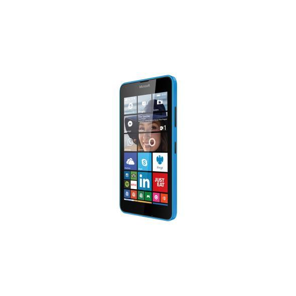Nokia Lumia 640 LTE 8 Go Dual Sim - Bleu - Débloqué