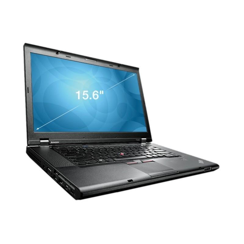 "Lenovo THINKPAD T530 15"" Core i5 2,6 GHz - HDD 500 GB - 4GB - teclado francés"