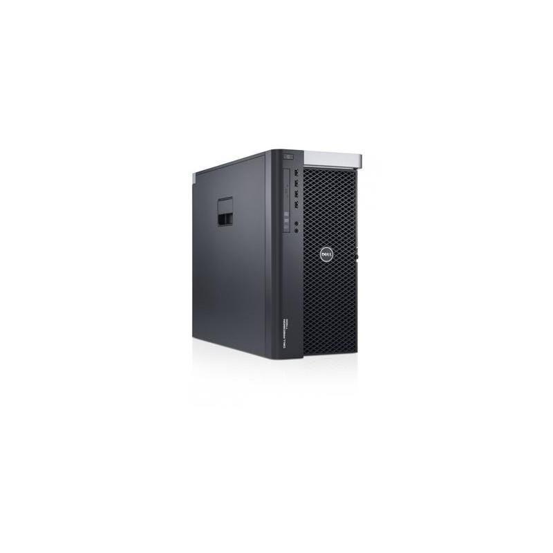 Dell Precision T3600 Xeon E5 2,8 GHz - HDD 500 GB RAM 16 GB