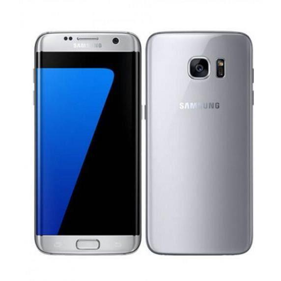 Galaxy S7 Edge 32GB - Silber - Ohne Vertrag
