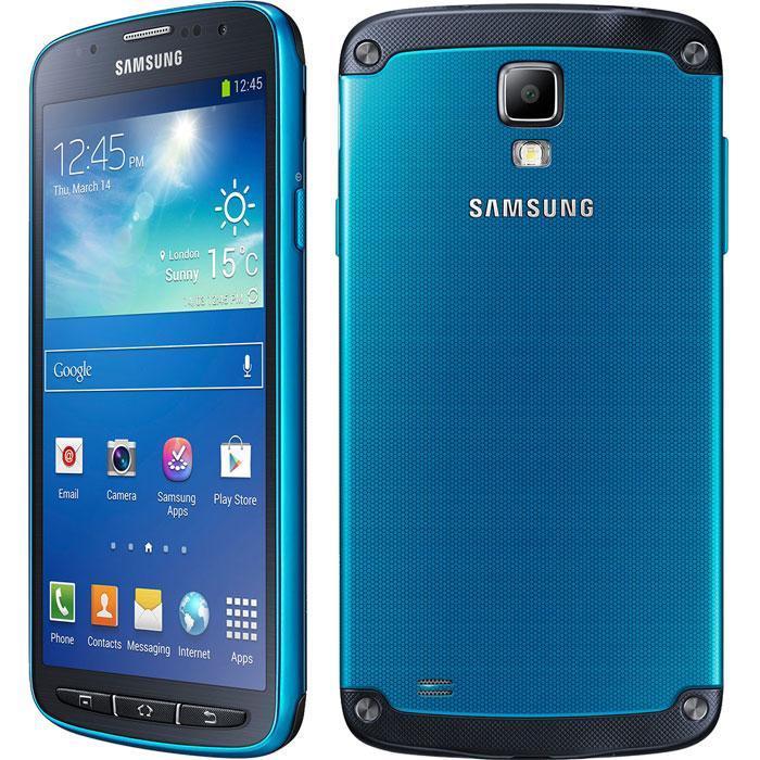 Galaxy S4 Active 16 Go - Bleu - Débloqué