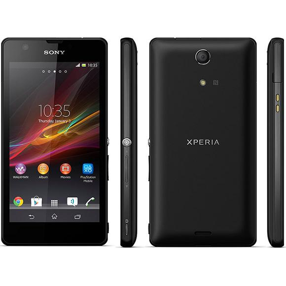 Sony Xperia ZR 32 Go - Noir - Débloqué