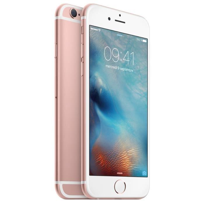 iphone 6s 32gb rosegold ohne vertrag gebraucht back. Black Bedroom Furniture Sets. Home Design Ideas
