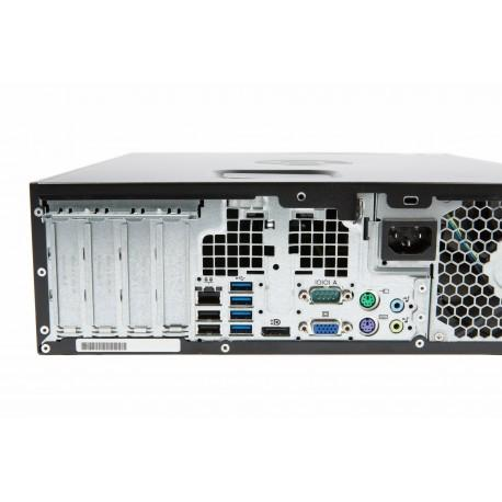 HP Compaq Elite 8300 SFF Core i7 3770 3,4 GHz - SSD 240 Go RAM 16 Go