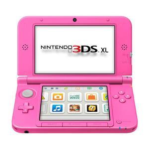 Console Nintendo 3DS XL + Jeu Animal Crossing - Rose