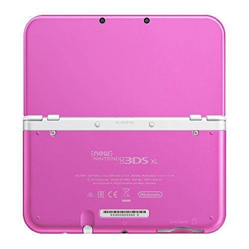 Nintendo 3DS XL - HDD 1 GB - Rosa
