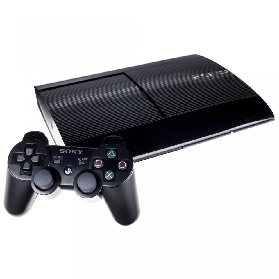 Console Sony Playstation 3 Super Slim 500 Go + Destiny Bundle - Noir