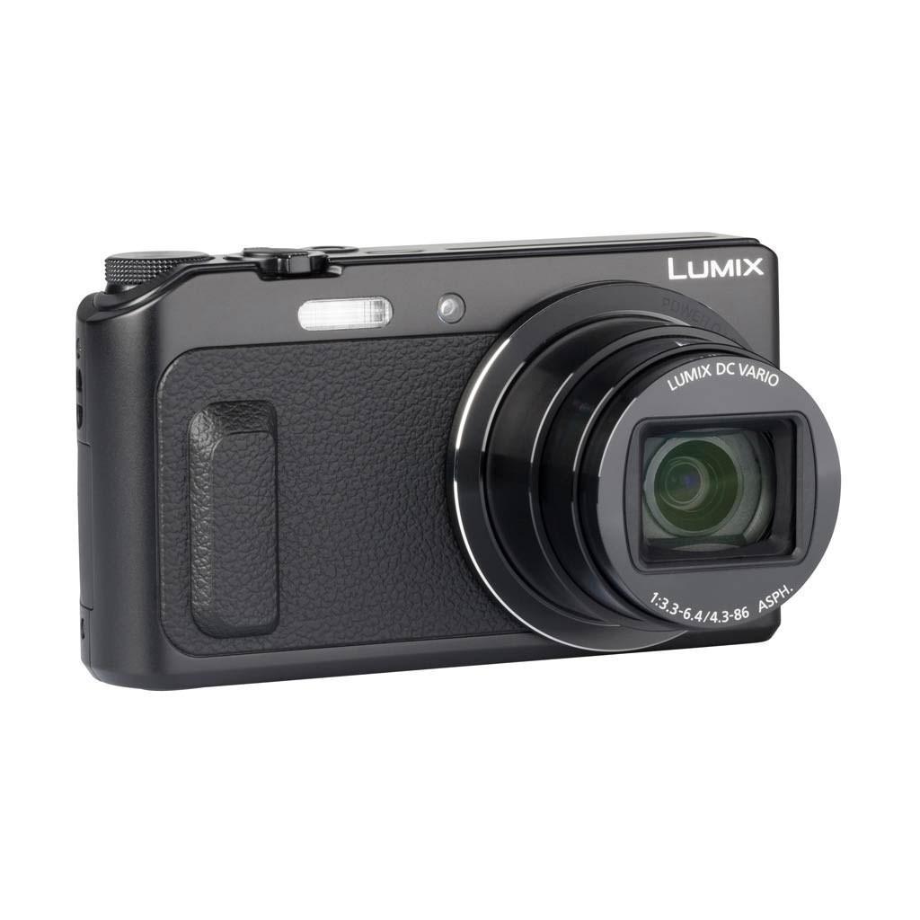 Panasonic Lumix DMC-TZ57 Kompakt 16 - Čierna
