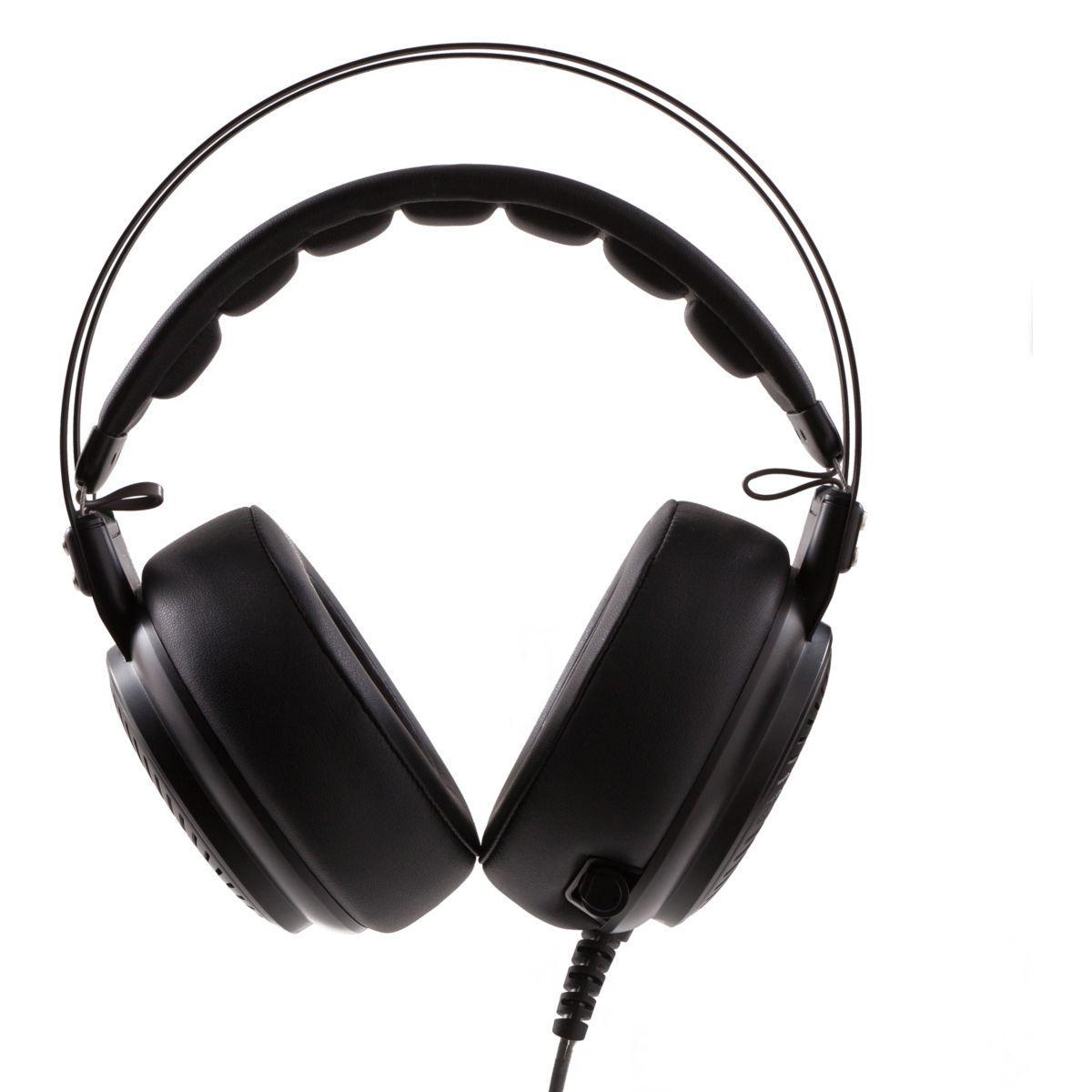 Cuffie Riduzione del Rumore Gaming con Microfono Skillkorp SKP H20 - Nero