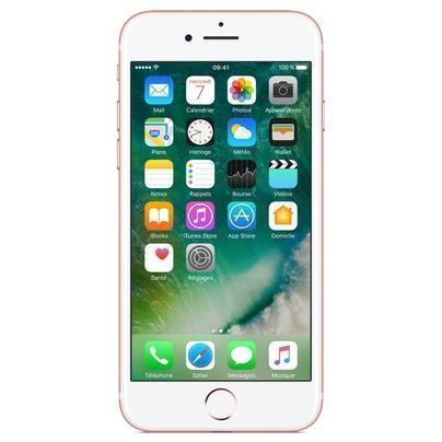 APPLE IPHONE 7 32 GO OR Rose Débloqué