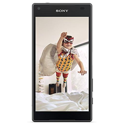 Sony Xperia Z5 Compact 32 GB - Schwarz - Ohne Vertrag