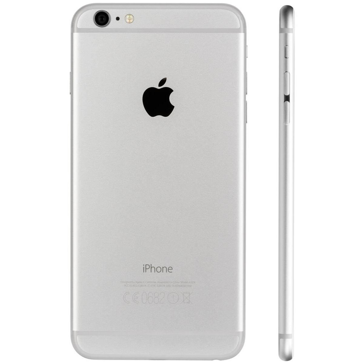 iPhone 6 Plus 128 GB - Plata - Libre