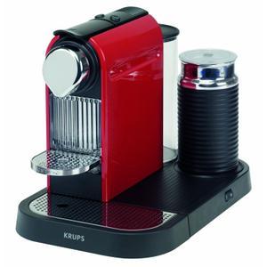 Kaffeepadmaschine Nespresso kompatibel Krups XN 7305