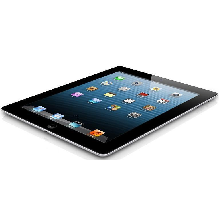 iPad 4 32 Gb - Negro - Wifi