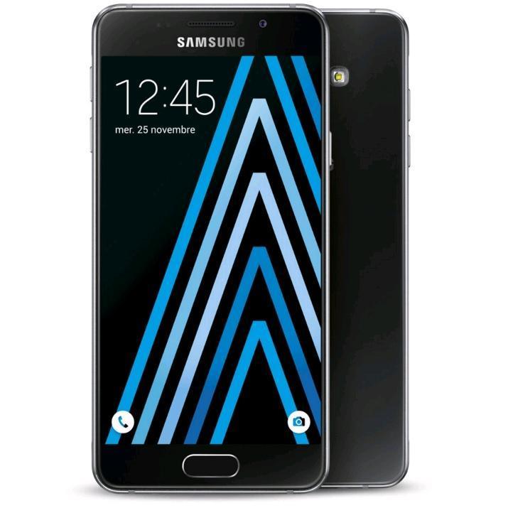 Galaxy A3 (2015) 16 Go - Noir - Débloqué