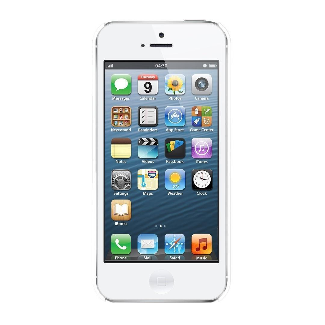 iPhone 5 64GB - Weiß - Ohne Vertrag