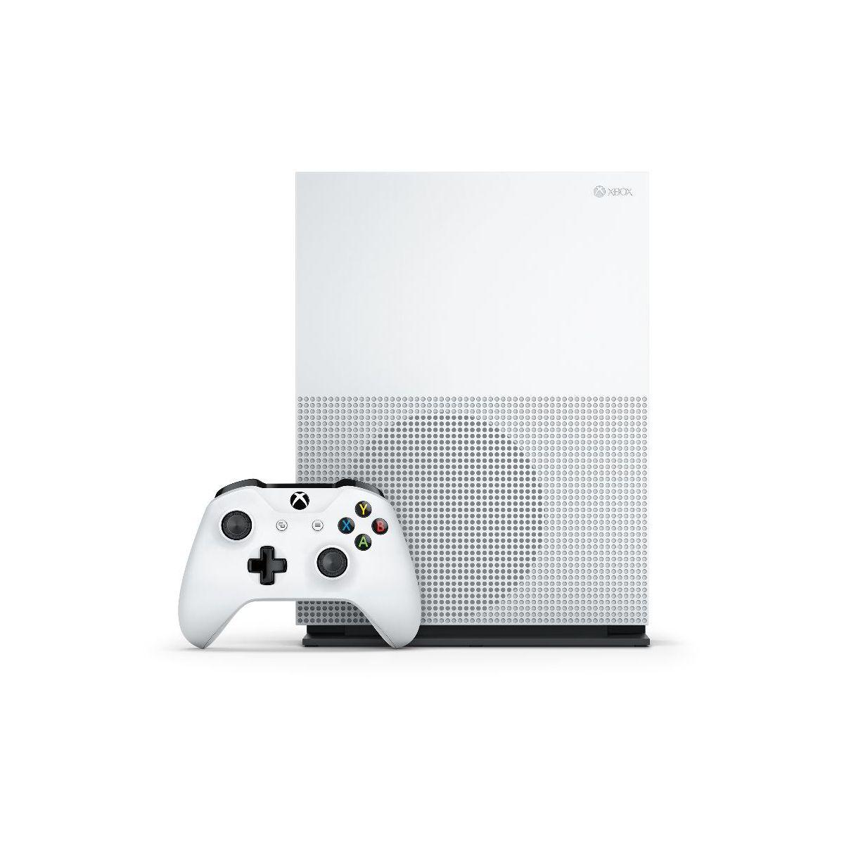 Console Microsoft Xbox One S 500 GB + Controller - Wit