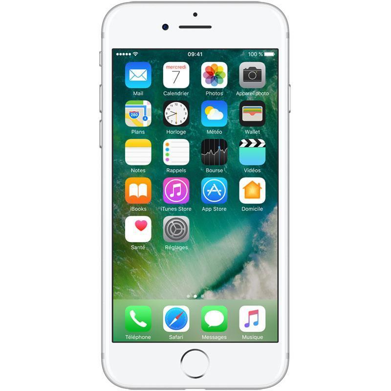 Apple iPhone 7 256 Go - Argent - Débloqué