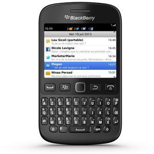 BlackBerry 9720 - Nero - sbloccato da tutti gli operatori