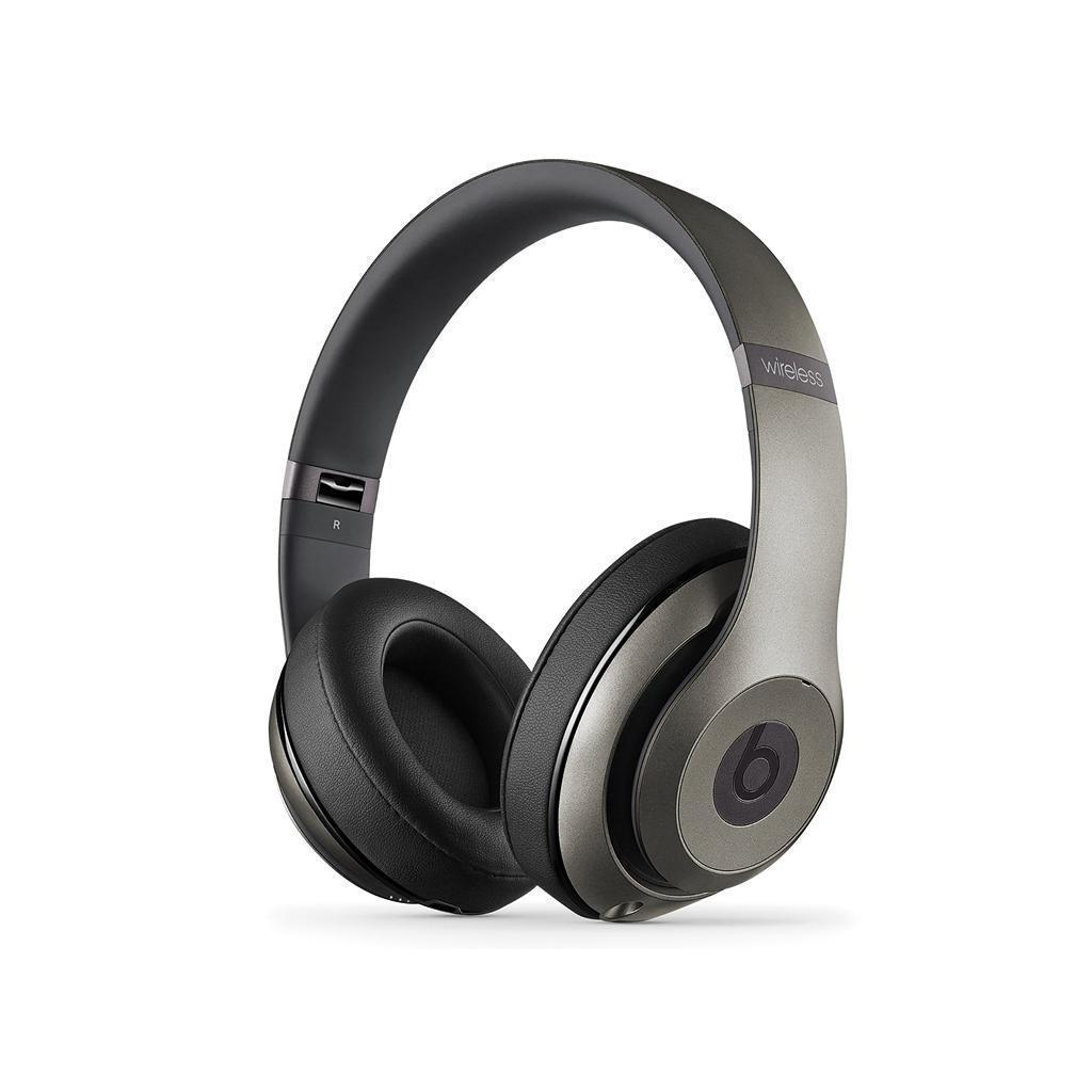 Casque avec micro bluetooth Beats by Dr. Dre Studio 2 Wireless - Titanium