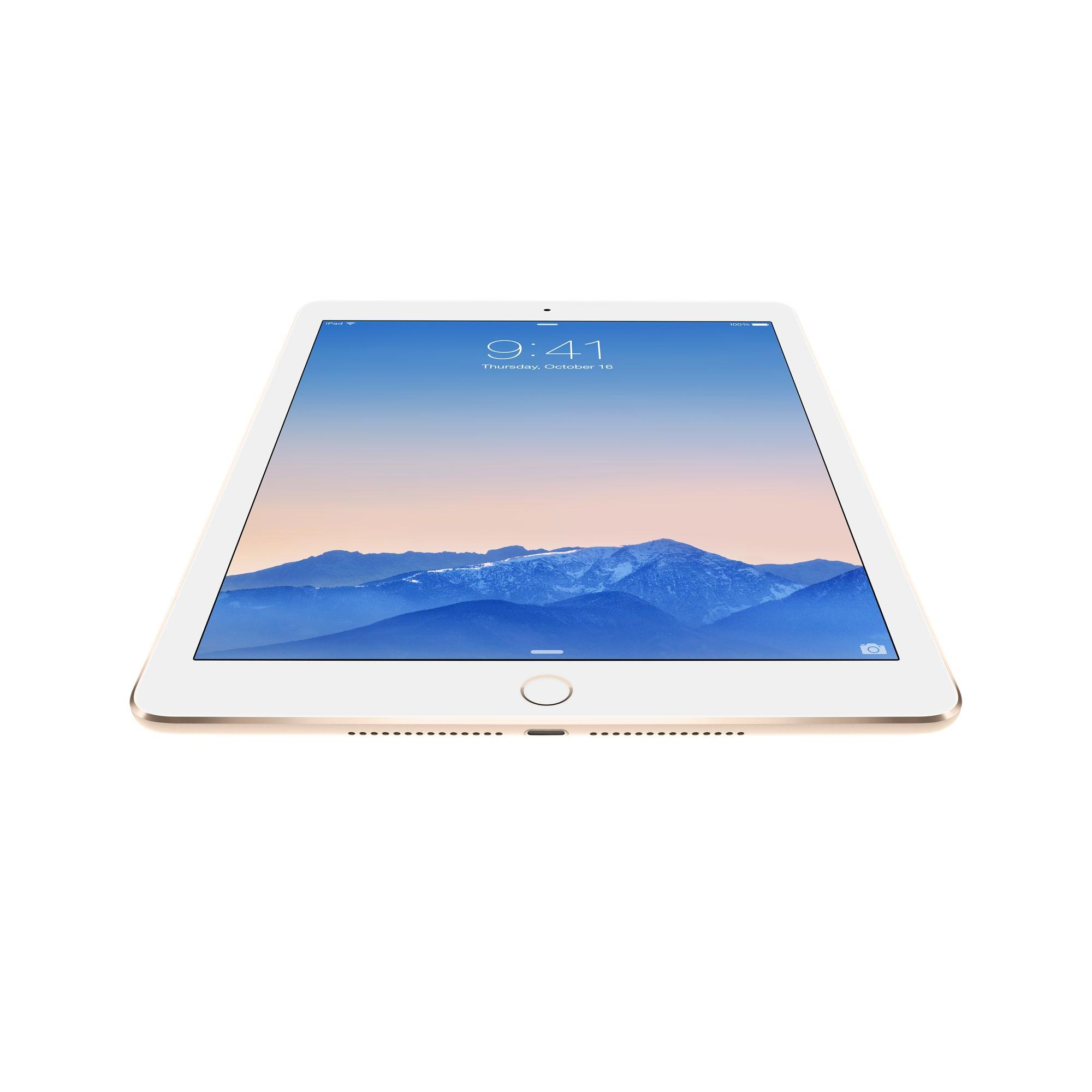 ipad air 2 64gb lte wlan gold ohne vertrag. Black Bedroom Furniture Sets. Home Design Ideas