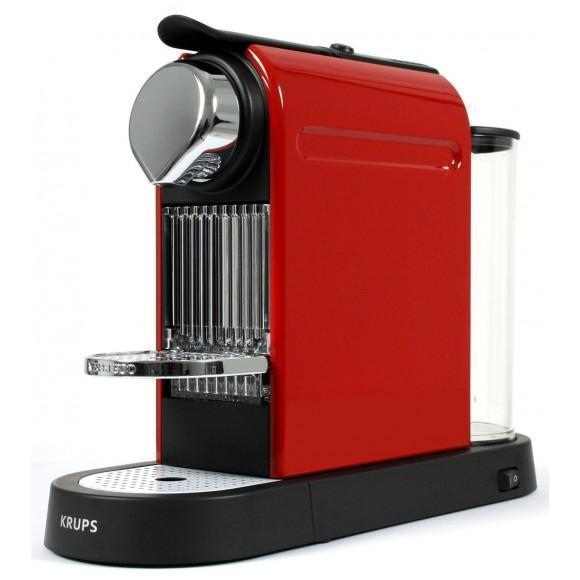 KRUPS Nespresso CITIZ XN7205 - YY1471FD - 19 Bars - Rouge