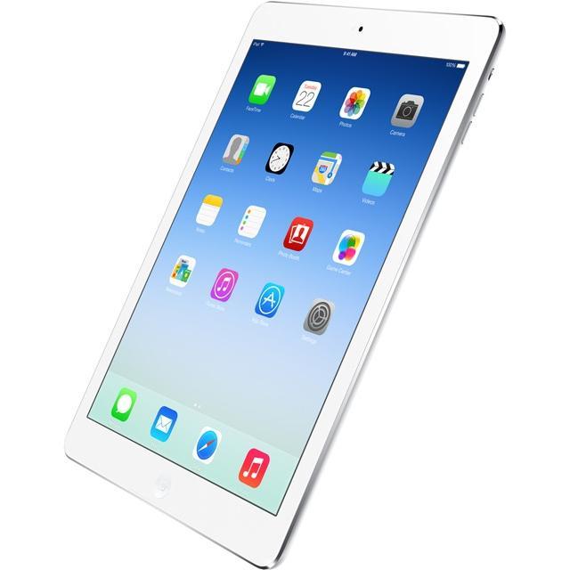 iPad Air 128 GB - Silber - Wlan